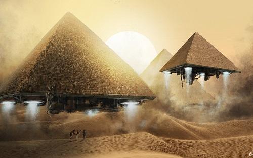 pyramid-alien