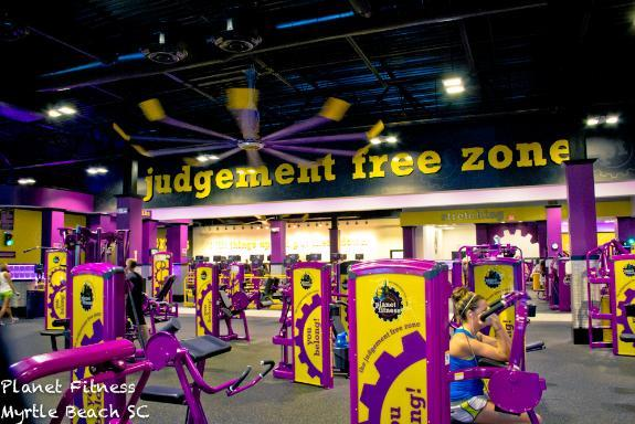 PLANET FITNESS MEMBERSHIP - Lerne Sefe